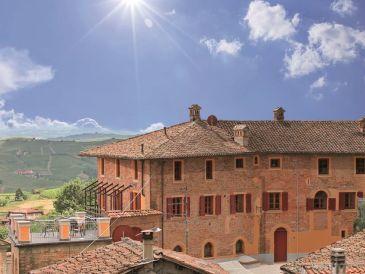 Ferienhaus Villa Pesce, Mombaruzzo