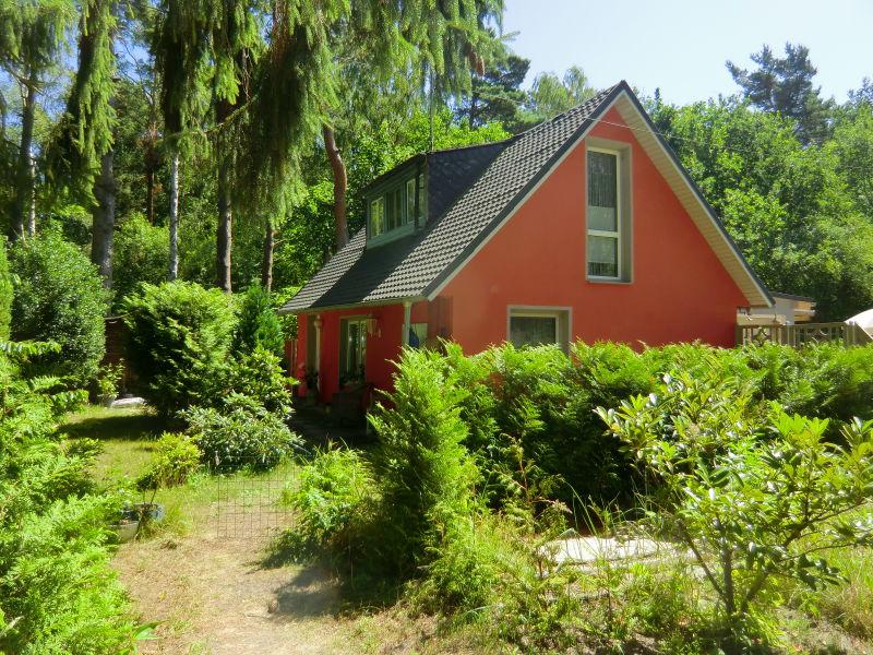 """Ferienhaus """"Min Hus""""  ruhig und  strandnah"""