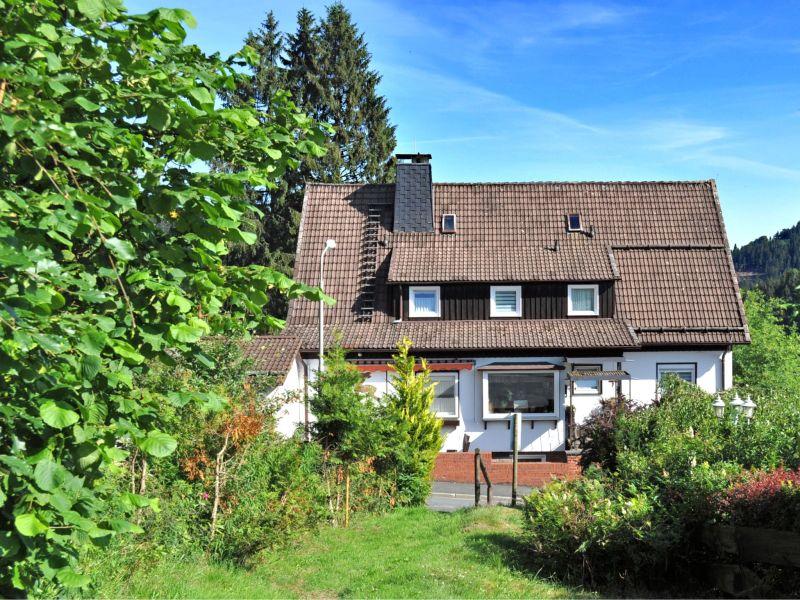 Ferienwohnung Haus Berghöhe
