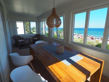 Ferienwohnung Strandhaus Mittschiff