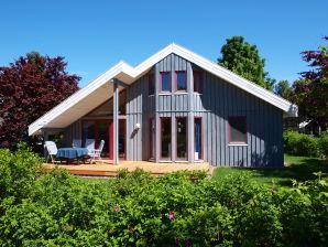 Ferienhaus 44.de im Ferienpark Mirow