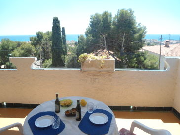 Holiday apartment La Fosca
