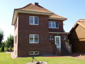 Ferienwohnung Villa Elbdeich - Hauptdeck