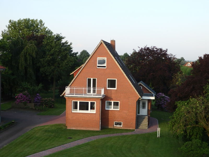 Haus Helgoland - Ferienwohnung Oberland