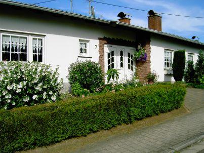 in St. Wendel Saarland Bostalsee