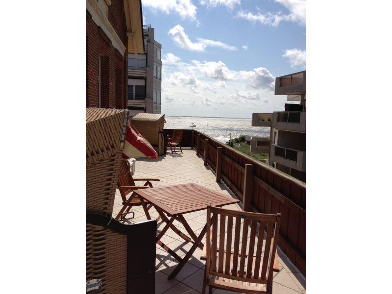 Ferienwohnung Strandhaus Atlantic 21