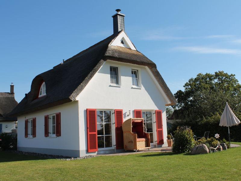 Ferienhaus Sommerwind - Reetdachhaus mit Charme & Flair