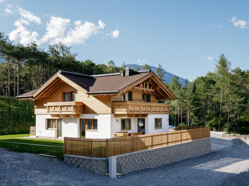 Holiday house Ötztal-Ferienhaus Sennerhäusl