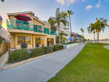 Ferienhaus #3263-65 direkt am Strand und ideal für Familien