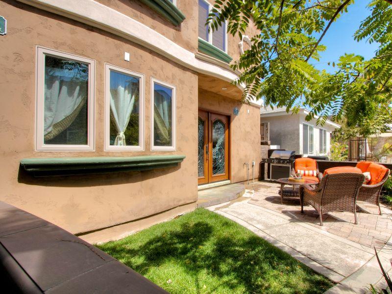 Ferienhaus #730 - Luxuriöses Strandhaus mit Terrasse und Klimaanlage