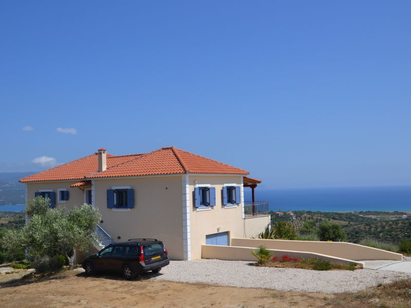 Holiday house Villa Hestia
