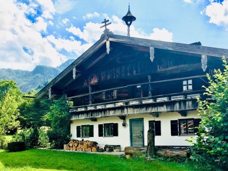 Ferienhaus Bauernhaus Geigelstein