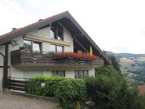 Holiday apartment Ferienwohnung Steinbühl