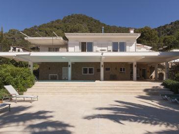 Ferienhaus weisse Villa