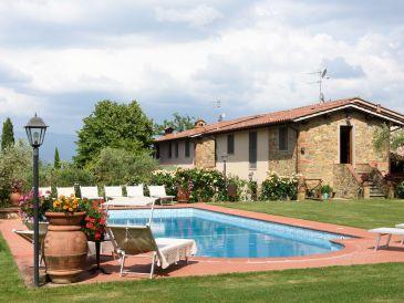 Holiday house La Poggetta