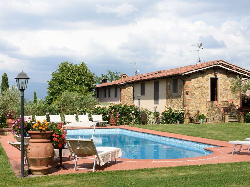Ferienhaus La Poggetta