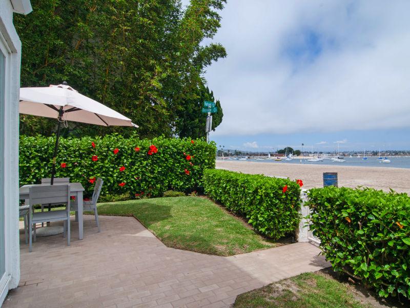 Ferienhaus #3544 mit herrlichem Blick über Mission Bay
