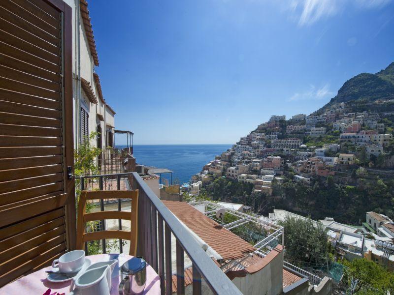 Ferienwohnung Sebastien Balcony