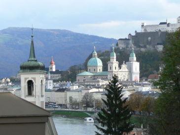 Holiday apartment Domblick Salzburg