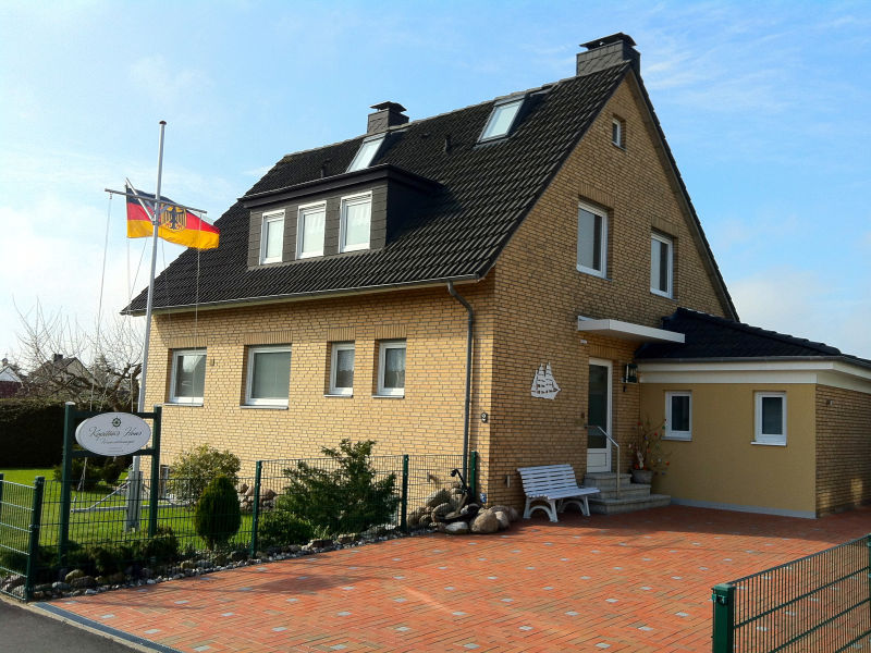 Ferienwohnung Kapitänshaus Kajüte 278