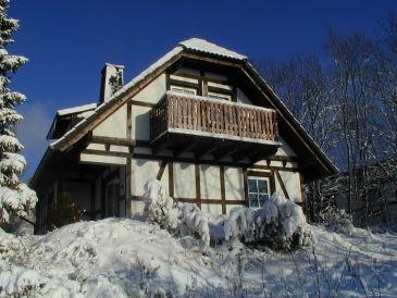 Holiday house Frankenau Ferienhaus 167