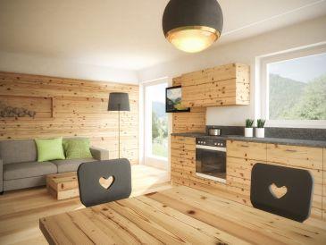 Ferienwohnung Ahrner Wirt - Apartment my nature
