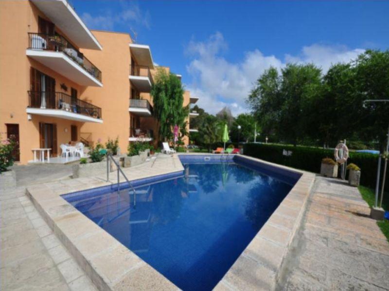 Ferienwohnung Gotmar Ref. 0359 mit Pool, Strandnah