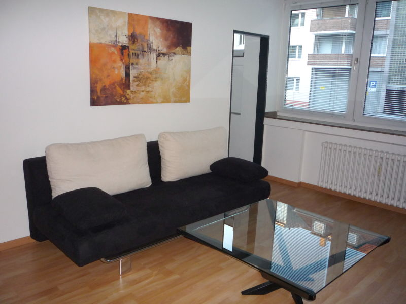 Elegant apartment in Duesseldorf