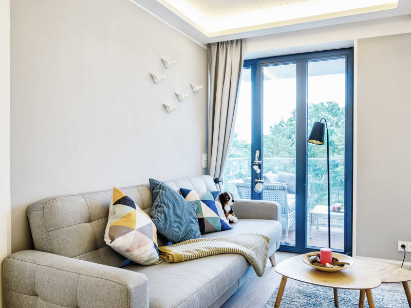 Holiday apartment Für Immer Liebe in PRORA