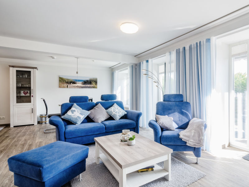 Holiday apartment Meerblick in PRORA