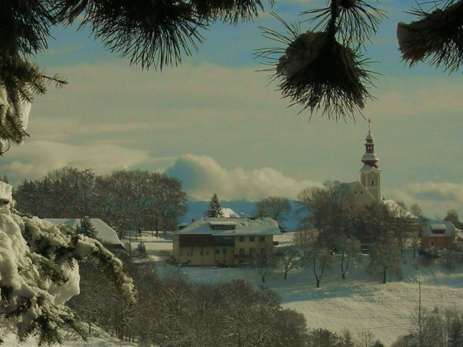 Gunzenberg im Winter