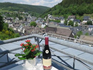 Ferienwohnung Talblick in der Residenz Mühlenberg
