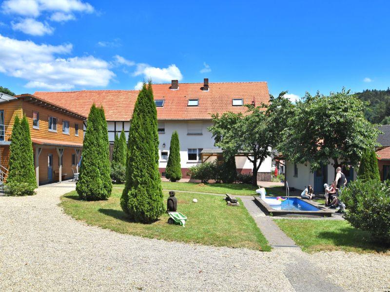 Ferienwohnung Am Ferienbauernhof - FW 7