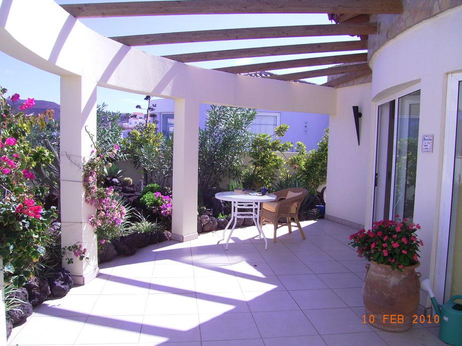 Terrasse Vorn