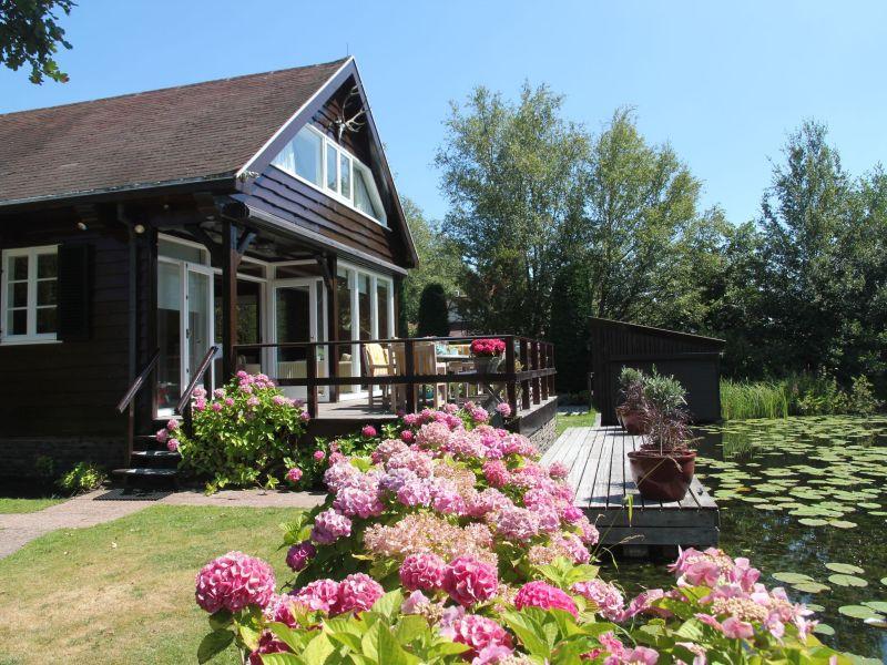 Ferienhaus Hunters Lodge