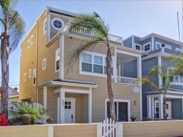#807- Atemberaubendes Ferienhaus am Strand