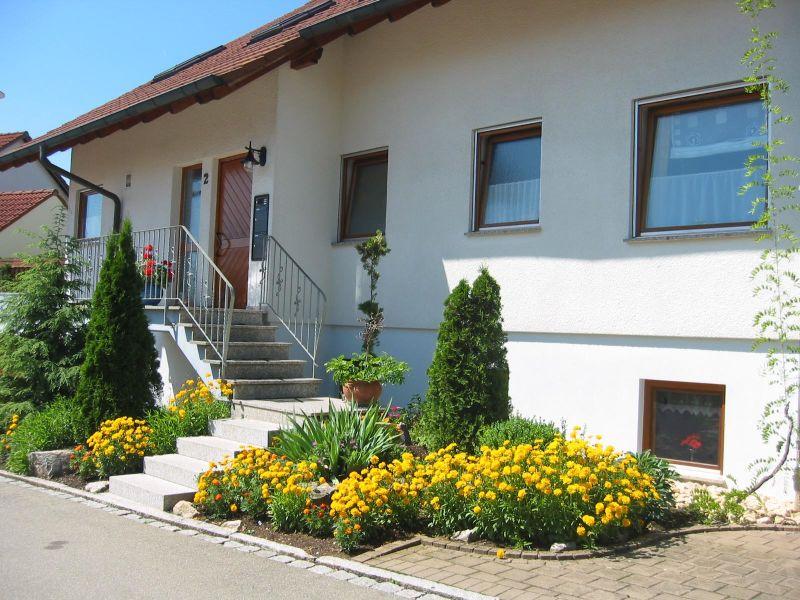Ferienwohnung Haus Baier Nr. 1 mit Terrasse