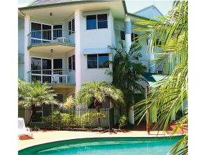 Ferienwohnungen Citysider Cairns Holiday Apartments