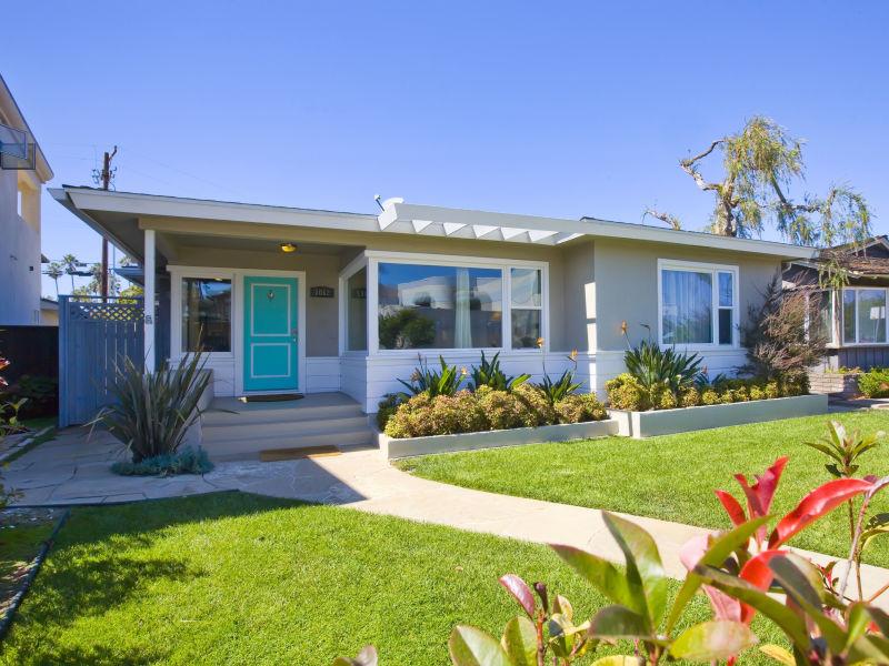 Ferienhaus # 1012 - Fabelhaftes Einfamilienhaus mit Garten