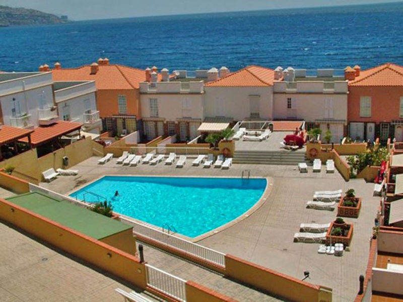 Apartment mit Pool Candelaria - F3659