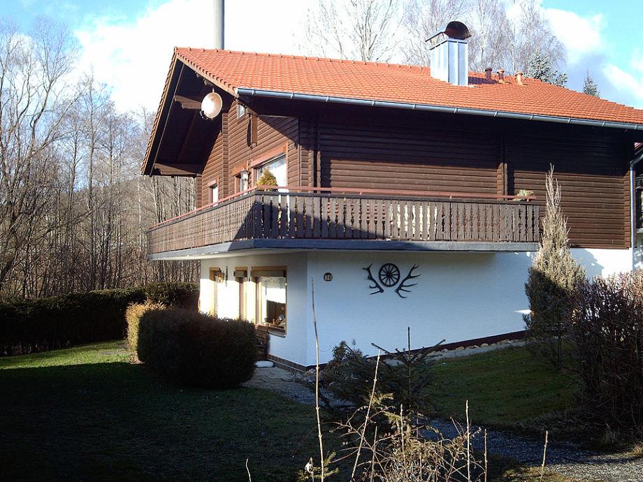 Ferienwohnung im Feriendorf Am Hohen Bogen Haus 36