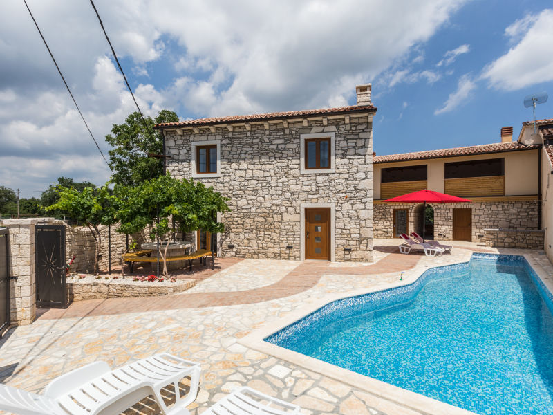 Villa Sunce mit privatem Pool,