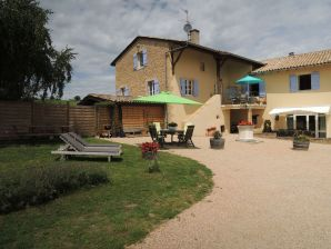 Bauernhof La Côte des Blancs 8 pers