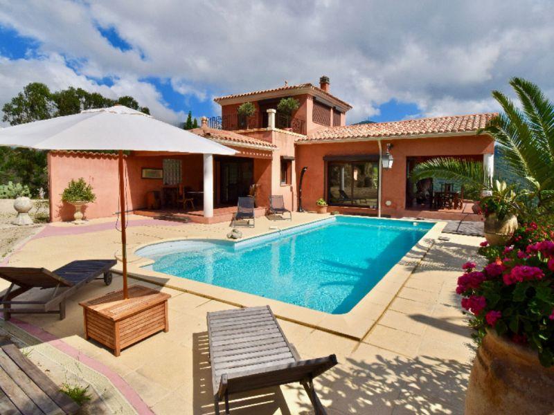 Villa Vue Ajaccio quatre