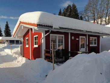 Ferienwohnung Blockhaus Alpenblick