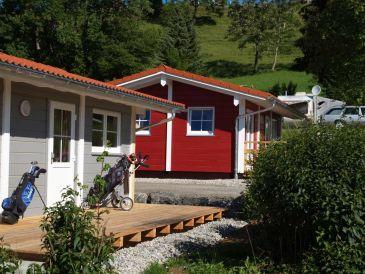 Holiday apartment Blockhaus Alpenblick