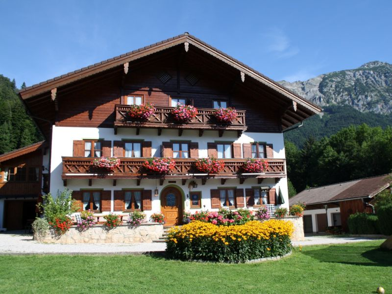 Ferienwohnung 2 Landhaus Heisenbauer