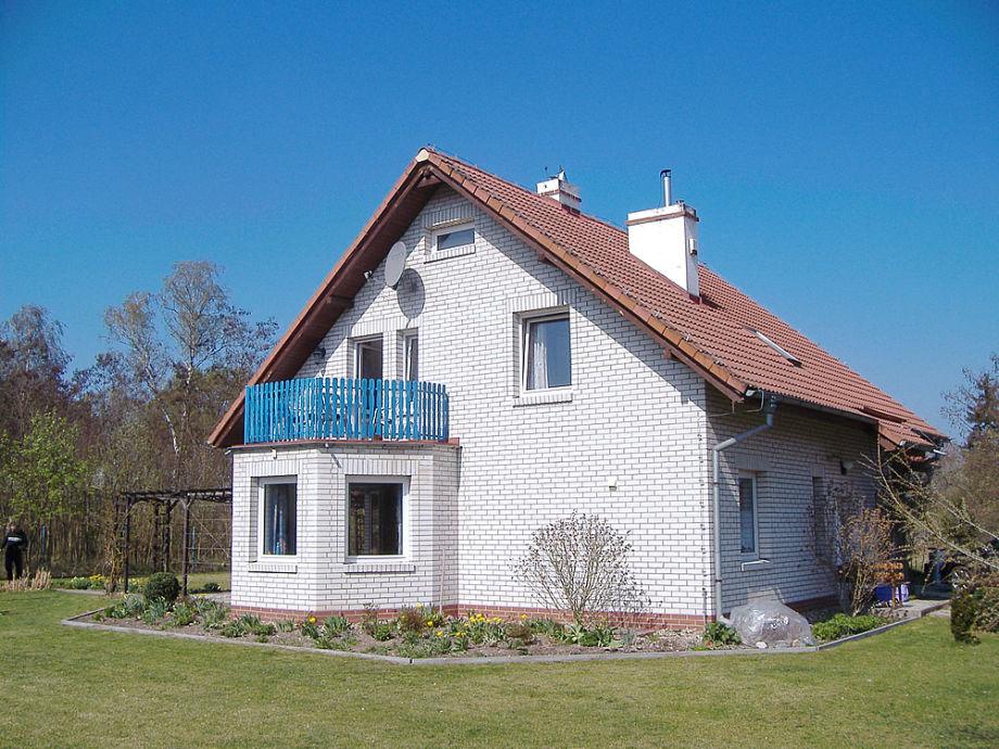 Das Ferienhaus im Naturschutzgebiet