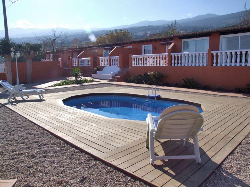 Apartment mit Pool - F5390