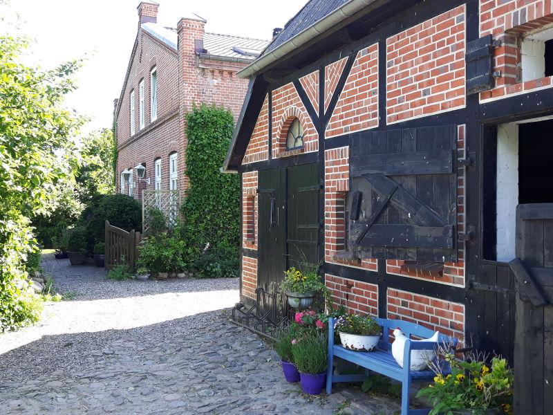 """Ferienwohnung """"Himmelblau"""" auf dem Ferienhof in Bisdorf"""